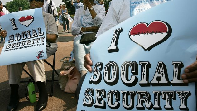 Opinion: Why the latest warnings about cuts to Social Security and Medicare are a reason to worry