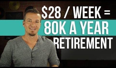 Retire on $80K