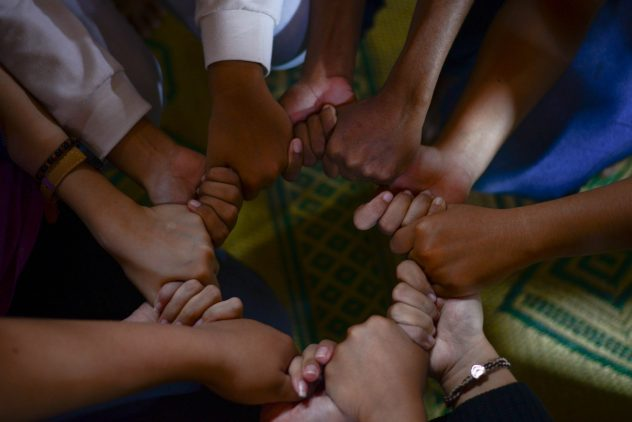 A Prayer for Unity